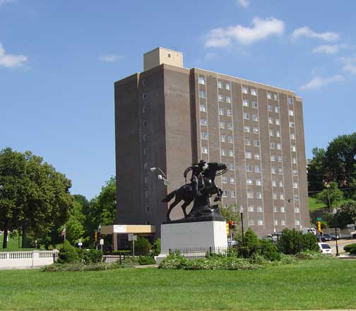 wesley senior towers